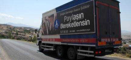 Deniz Feneri Ankara Şubesi Çorum'da İhtiyaç Sahiplerine İyilik Dağıttı