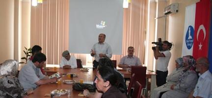 Deniz Feneri Ardahan'daydı