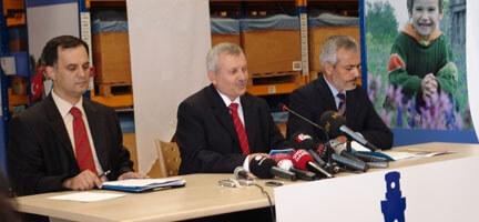 Deniz Feneri Derneği 9 Eylül 2008 Basın Toplantısı.