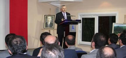 Deniz Feneri Derneği 9. Olağan Genel Kurul Toplantısı Yapıldı