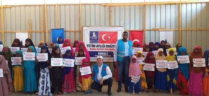 Deniz Feneri Derneği Somali'de