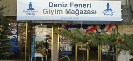 Deniz Feneri Gezici Giyim Mağazası Konya´da