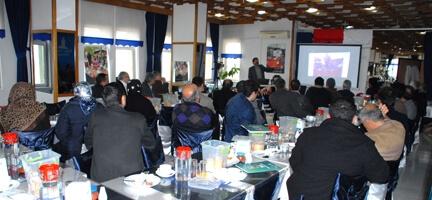 Deniz Feneri Kayseri'de Su Medeniyettir Projesini Anlattı