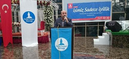 Deniz Feneri Konya'da İyilikseverlerle Buluştu
