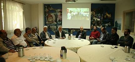 Deniz Feneri Kurban Gönüllüleri Değerlendirme Toplantısı Yapıldı