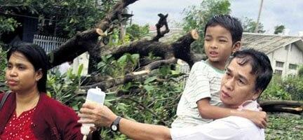 Deniz Feneri Myanmar'a Yardıma Hazır