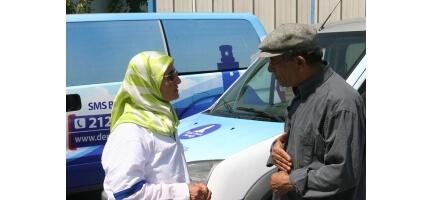 Deniz Feneri'nden 5 Bin Aileye Ramazan Gıdası