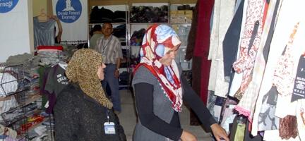 Deniz Feneri Nevşehir Gezici Giyim Mağazası Açıldı