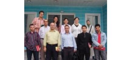 Deniz Feneri Personeli Lider Yönetici Eğitimi Aldı