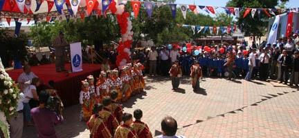 Deniz Feneri Şehit Er Hanifi Özcan İlköğretim Okulu Hizmete Açıldı