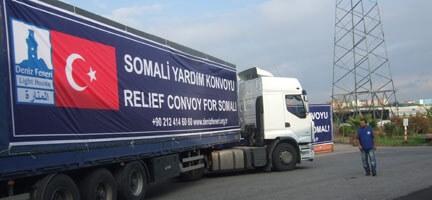 Deniz Feneri Tekrar Somali Yolunda
