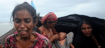 Deniz Feneri Yardımları Arakan'a ulaştı