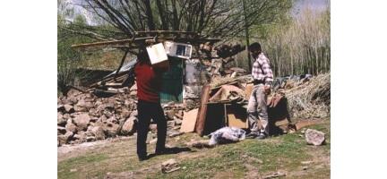Deprem Yaraları Sarıldı