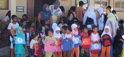 Depremzede Öğrencilerin Felaketten Sonraki İlk Mutlu Günleri