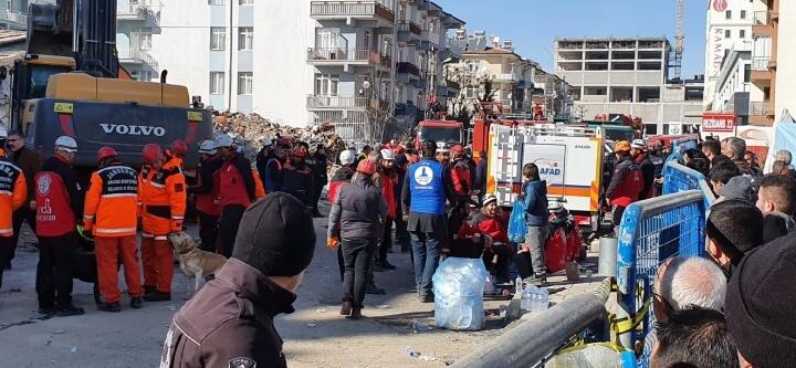 Depremzedelerin Yaralarını Sardık