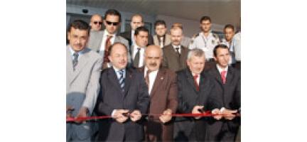 Doğu Anadolu Bölgesi Lojistik Merkezimiz Açıldı