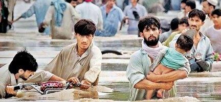 Dünya Pakistan'a Şimdi Yardım Etmeli