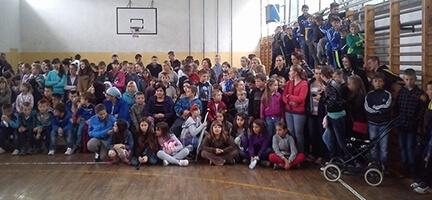 Education project in Bosna Herzegovina