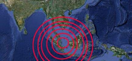 Endonezya'da 7.8 Büyüklüğünde Deprem