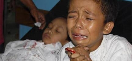 Endonezya'da İkinci Büyük Deprem.