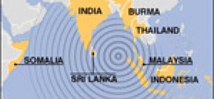 Endonezya Yine Sallandı. Depremin Şiddeti 8.2