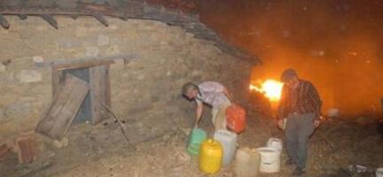Eroğlu: Antalya'daki Yangın Kısmen Kontrol Altında