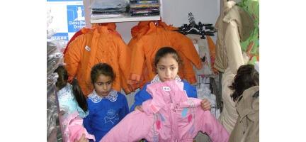 Erzurumlu Çocuklara Yeni Yıl Hediyesi