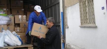 Eskişehir'de Yüzler Güldü