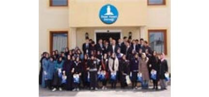 Eyüp İHL Öğrencileri Derneğimizi Ziyaret Etti