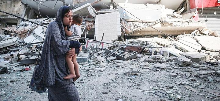 Filistinli Kardeşlerimizin Yanındayız