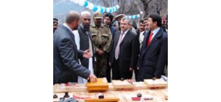 Genel Başkanımız Pakistan'dan Döndü
