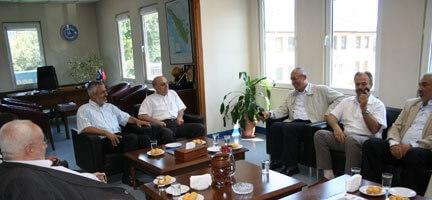 Genel Başkanımıza Tebrik Ziyaretleri Sürüyor