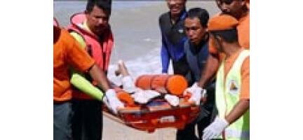Güney Asya'da Ölü Sayısı 120 Bini Aştı
