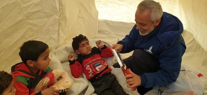 İdlib'e Destek