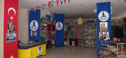 Isparta Gezici Giyim Mağazası Açıldı