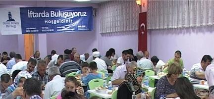 İstanbul İftarında Buluştuk