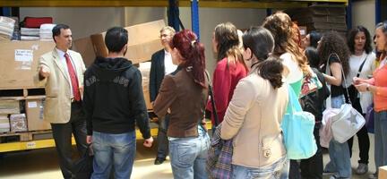 İstanbul Üniversitesi Sosyoloji Öğrencilerinden Deniz Feneri´ne Ziyaret
