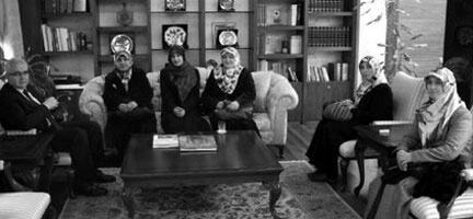 İyilik Meleklerinden Valiye Ziyaret