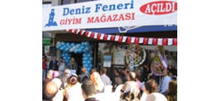 İzmir Giyim Mağazamız Açıldı