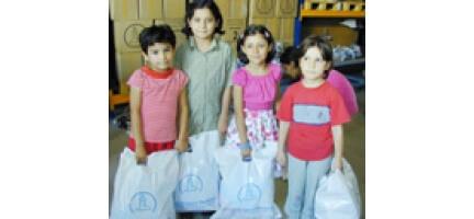 İzmir Şubemizin Eğitim Yardımları Devam Ediyor