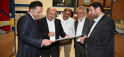 Kanal 24 TV Genel Yayın Yönetmeni Murat Çiçek Deniz Feneri Derneği'ni ziyaret etti.