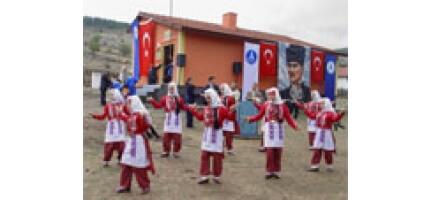 Karapazar Köyü Yeni Okuluna Kavuştu