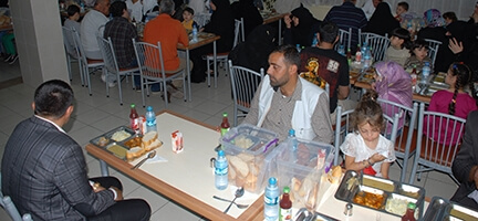 Kardeş Sofraları Ankara'da
