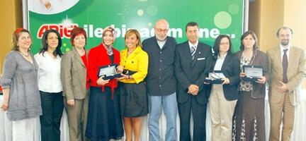 Karnavas Bezi Projesi Ödül Kazandı