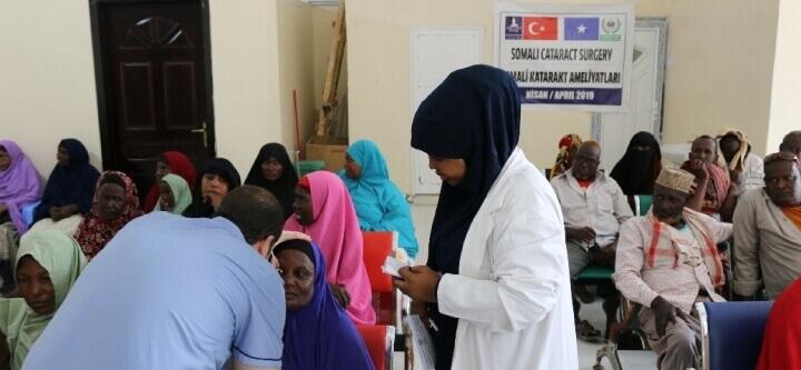 Katarakt Ameliyatları İçin Yeniden Afrika'dayız