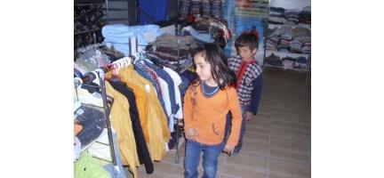 Konya Gezici Giyim Mağazamızı Açtık
