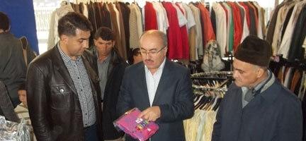 Konya Gezici Giyim Mağazası Açıldı