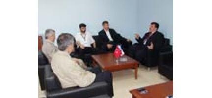 Kosova Başmüftüsü Naim Ternova Derneğimizde...