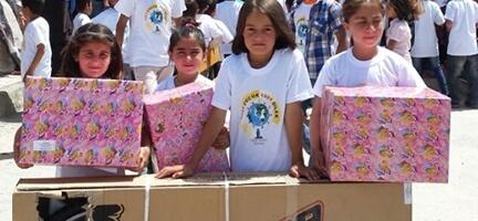 Küçüktatlar Köyü Çocuklarının Dilekleri Deniz Feneri İle Gerçek Oldu