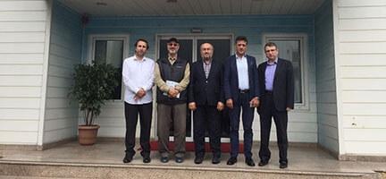 Kuveytli Âlim ve Bilim Adamı Dr. Jasem Almutawa Derneğimizi Ziyaret Etti